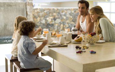 Zakaj jesti zajtrk