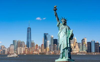 Kako je nastal kip Svobode